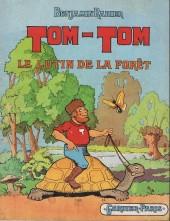 (AUT) Rabier - Tom-tom le lutin de la forêt