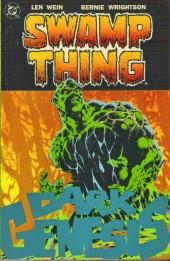 Swamp Thing Vol.1 (DC comics - 1972) -INT- Dark Genesis