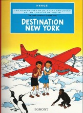 Jo, Zette and Jocko (The adventures of) -2a- Destination New York