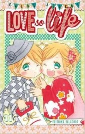 Love so Life  -11- Tome 11