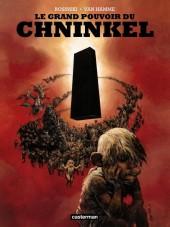 Le grand pouvoir du Chninkel - Tome 0e