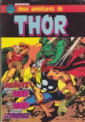 Thor le fils d'Odin -ALB26- Album N°26 (N°8 et N°9)