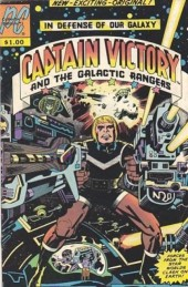 Captain Victory and the Galactic Rangers (1981) -1- Captain Victory and the Galactic Rangers