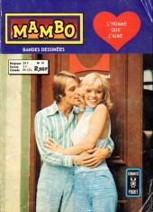 Mambo (Arédit, Romantic Pocket) -38- L'homme que j'aime
