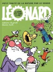 Léonard -HS3- Le génie est dans le pré! Petit traité de la nature par le grand Léonard