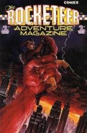 Rocketeer Adventure Magazine (The) (1988) -2- Nightmare at large