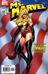 Ms. Marvel (2006) -1- Best of the best