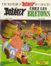 Astérix -8'Dgd-  Astérix chez les Bretons