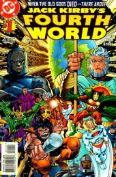 Jack Kirby's Fourth World (1997) -1- Born of thunder, born of flame