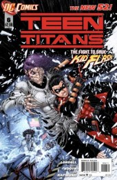 Teen Titans (2011) -6- By the Light