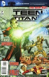 Teen Titans (2011) -7- Assault on project 13