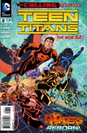 Teen Titans (2011) -8- The Culling, Prelude