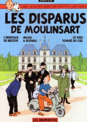 Tintin - Pastiches, parodies & pirates - les disparus de Moulinsart