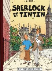 Tintin - Divers - Sherlock et Tintin