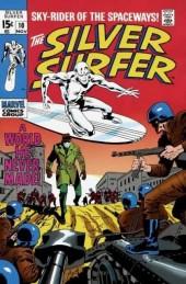 Silver Surfer Vol.1 (Marvel comics - 1968) -10- A world he never made!