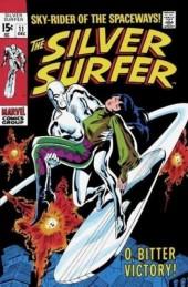 Silver Surfer Vol.1 (Marvel comics - 1968) -11- O, bitter victory