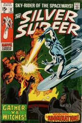 Silver Surfer Vol.1 (Marvel comics - 1968) -12- Gather, ye witches!