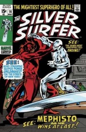 Silver Surfer Vol.1 (Marvel comics - 1968) -16- In the hands of... Mephisto!