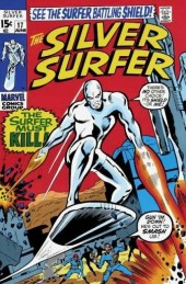 Silver Surfer Vol.1 (Marvel comics - 1968) -17- The surfer must kill!