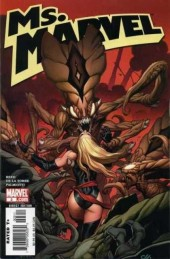 Ms. Marvel (2006) -3- Issue 3