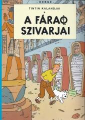 Tintin (en langues étrangères) -4Hongrois- A farao szivarjai
