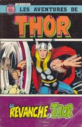 Thor le fils d'Odin -ALB13- Album N°13 (N°5 + N°3 Série Kamandi)