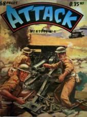 Attack (1re série) -8- Les monstres du désert