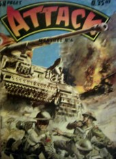 Attack (1re série) -6- Perilleuse Mission