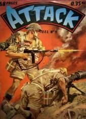 Attack (1re série) -9- Chassé croisé