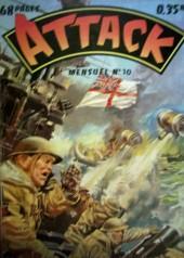 Attack (1re série) -10- L'escadron du désert