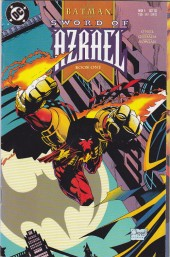 Batman: Sword of Azrael (1992) -1- Vanishing Angels & Sudden Death
