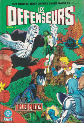 Les défenseurs (2e série - Arédit - Arédit DC) -Rec01- Album N°1 (du n°1 au n°2)