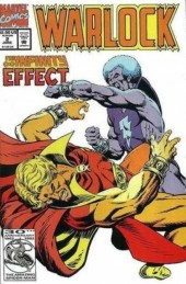 Couverture de Warlock (1992) -2- The infinity effect