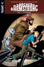 Archer & Armstrong -3- Le Lointain