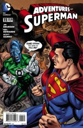 Adventures of Superman (2013) -11- The Dark Lantern