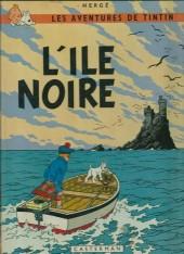 Tintin (Historique) -7B38- L'ile noire