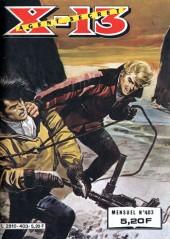 X-13 agent secret -403- Sursis