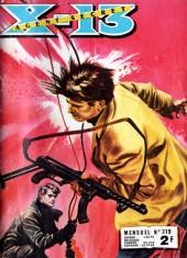 X-13 agent secret -319- Noël à Hong kong