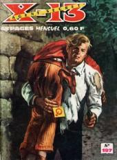 X-13 agent secret -197- L'homme à la sarbacane