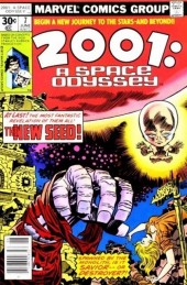2001: A Space Odyssey (1976) -7- The new seed!