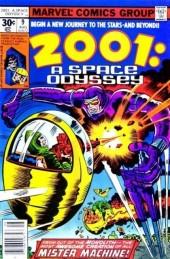 2001: A Space Odyssey (1976) -9- Mister machine