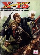X-13 agent secret -180- L'anguille