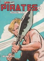Pirates (Mon Journal) -101- Lady mystery - L'île des maléfices