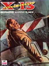X-13 agent secret -138- Terre de héros