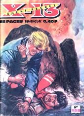 X-13 agent secret -128- Les saboteurs