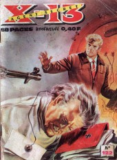 X-13 agent secret -122- L'esprit de la Jungle