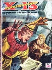 X-13 agent secret -113- Ondes Révélatrices