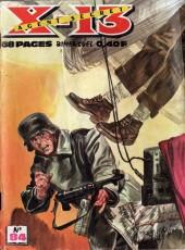 X-13 agent secret -84- Rapatriement Difficile