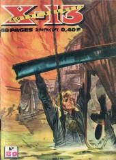 X-13 agent secret -80- Un mannequin de paille