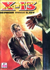 X-13 agent secret -68- Base secrète